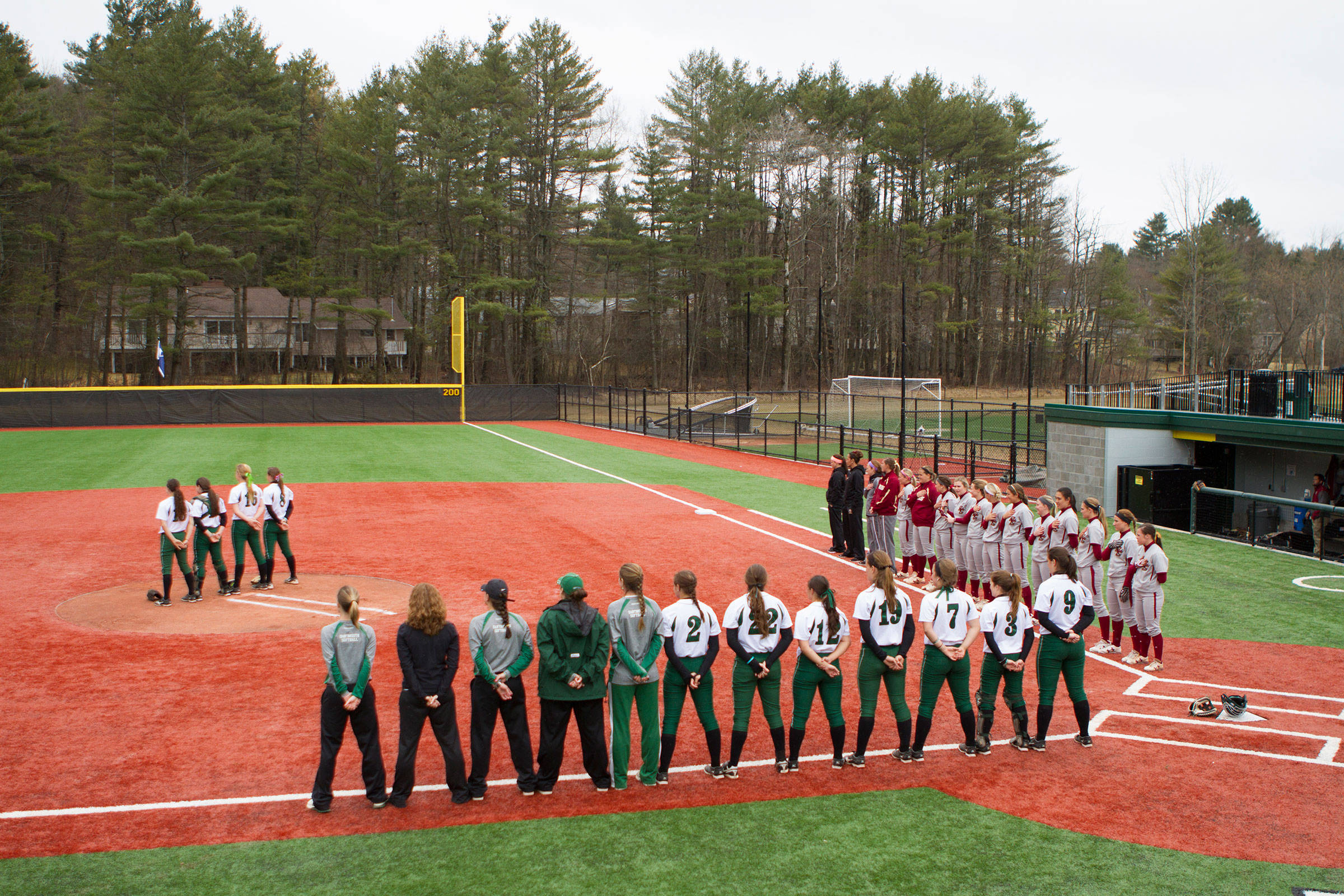 Softball Looks to Wrap Up North Division Title against