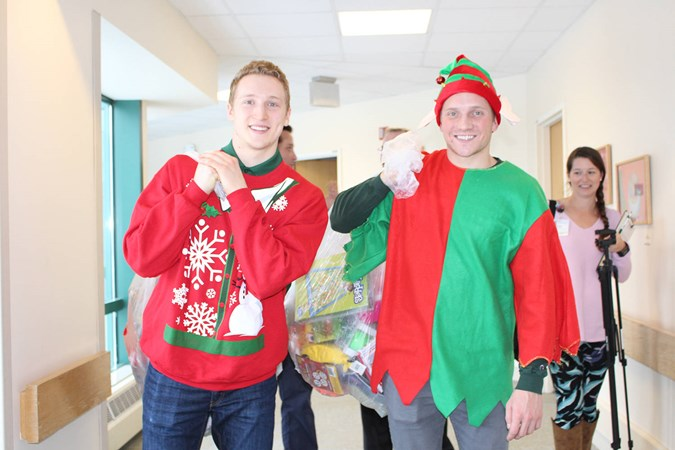 Annual CHaD Toy Drive Kicks Off Saturday During UVM Game ...