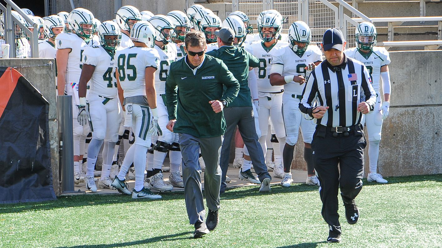 Incoming Recruiting Class Announced - Dartmouth College