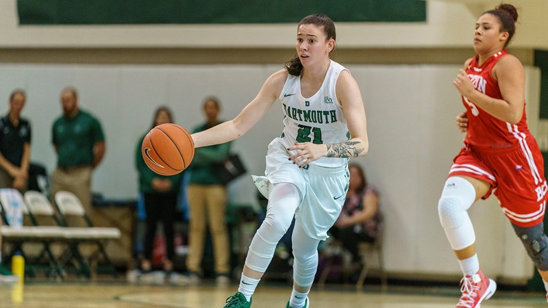 Dartmouth Continues Home-Stand Against Fairfield on Sunday - Dartmouth College Athletics
