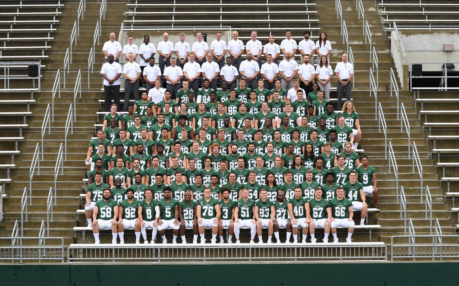 2018 Football Roster - Dartmouth College Athletics