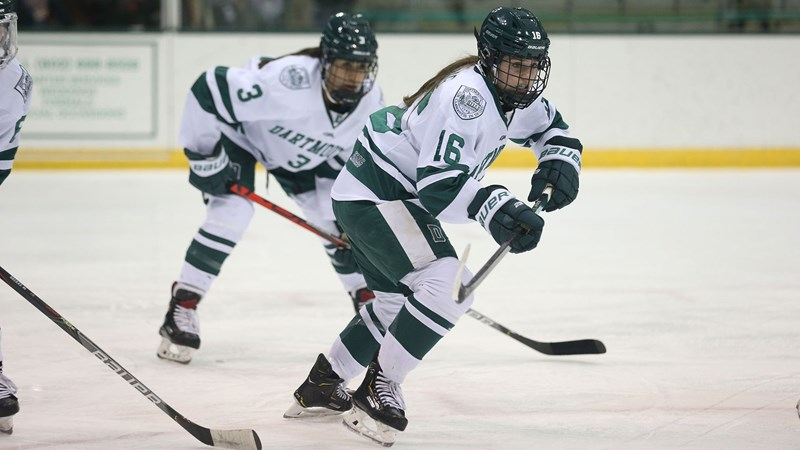 Costa and Billing Named Captains for 2020-21 Season - Dartmouth College Athletics
