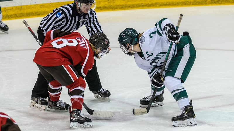 Dartmouth to Host McGill in Exhibition Game