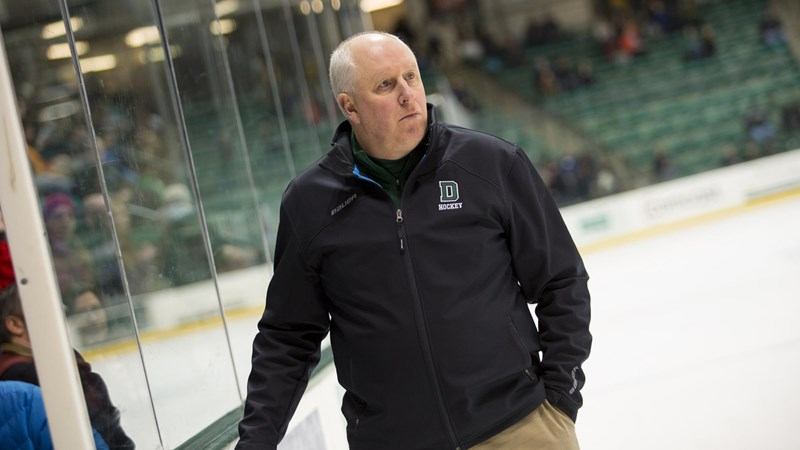 Head Athletic Trainer Jeff Frechette Announces His Retirement After 37 Years at Dartmouth - Dartmouth College Athletics